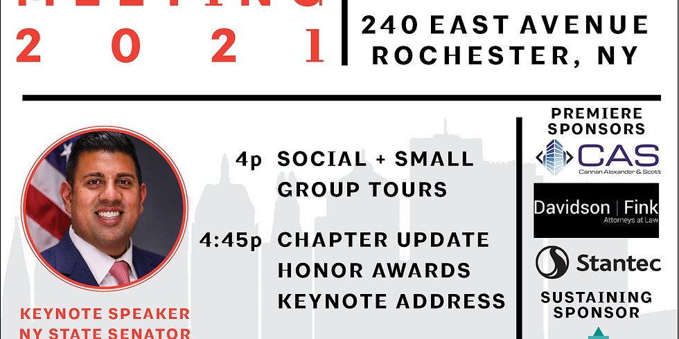 2021 AIA Rochester Annual Meeting