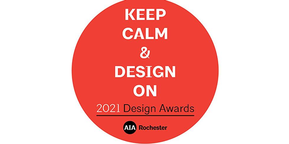 Sponsorship Opportunities: 2021 Design Awards