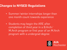 NYSED Changes to the Path to Licensure