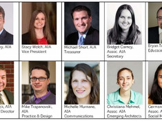 AIA Rochester Announces 2021 Board of Directors