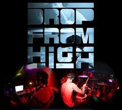 Fotografia Banda Drop From High