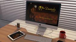 Screensaver Davinda Lounge Bar