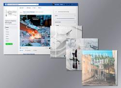 Social Media Cena in Bianco Moneglia