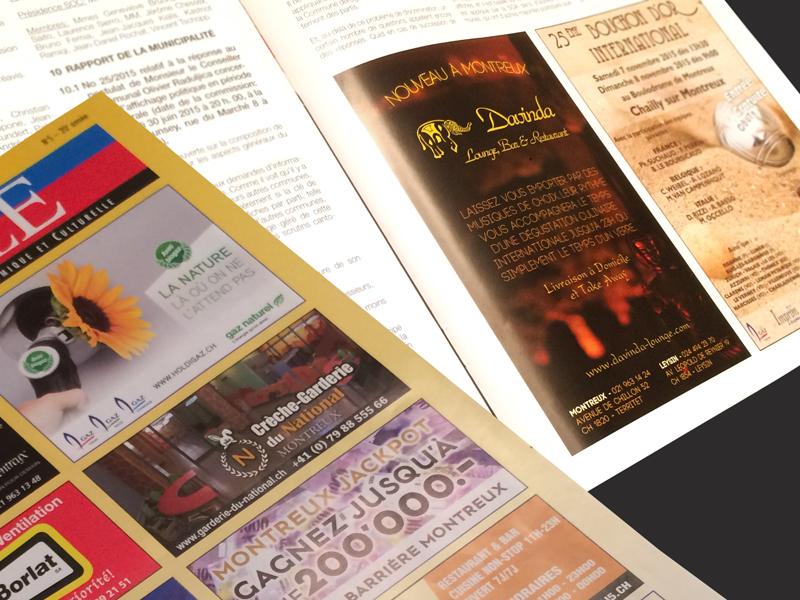 Davinda Magazine Montreux