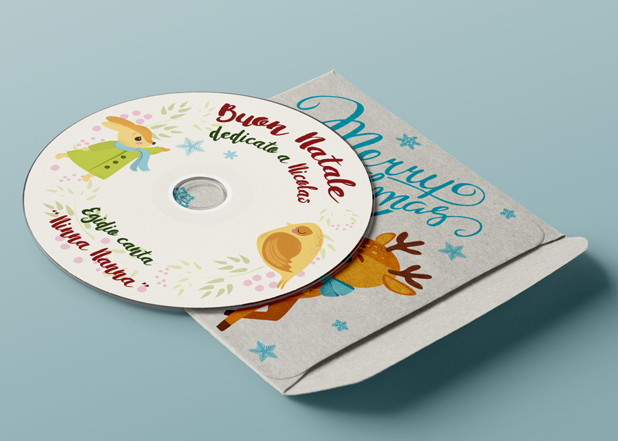 CD de Natal Egidio Arlandi