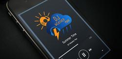Logo DJ Weather Man