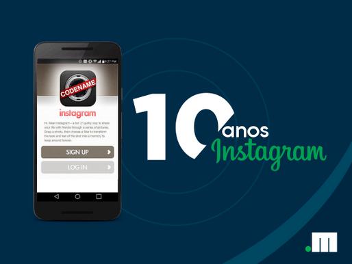 10 anos do Instagram em 10 fatos