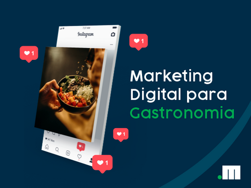Marketing Digital para Gastronomia