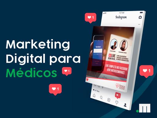 Dicas de Marketing Digital para médicos, consultórios e profissionais da saúde em geral