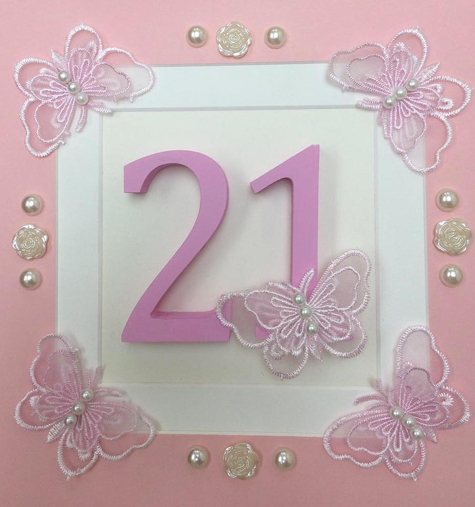 21 Pink