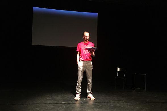 Lecture SILENT BOY Metz 2021