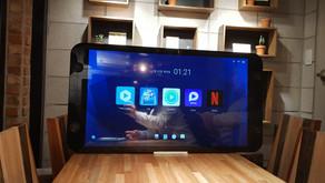 TV와 스마트폰 장점만 모은 'TVLET' 출시