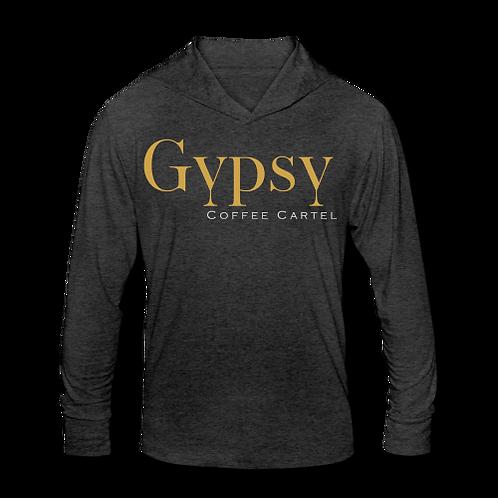 unisex tri-blend hoodie