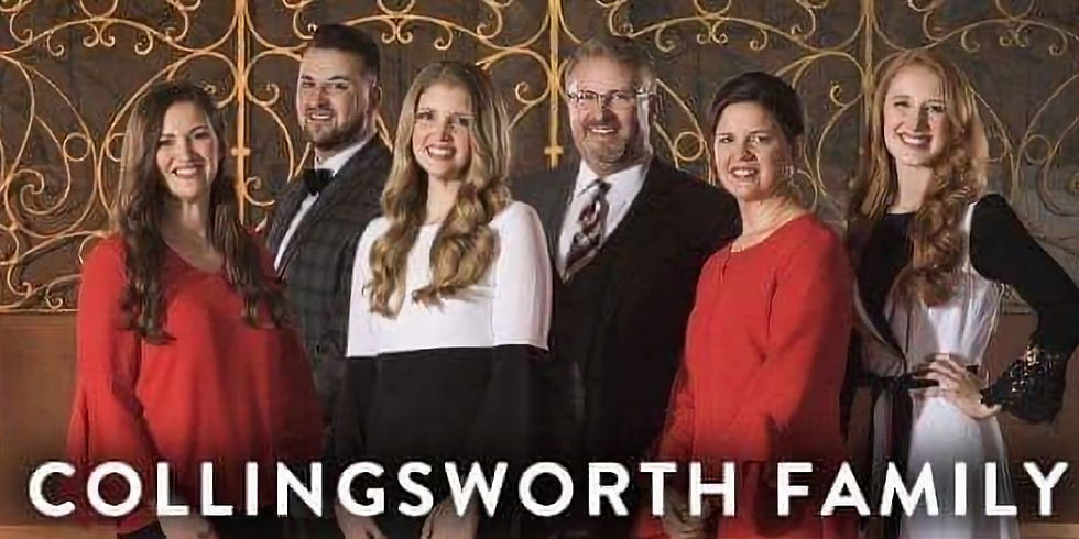 Regals in Concert with The Collingsworth Family