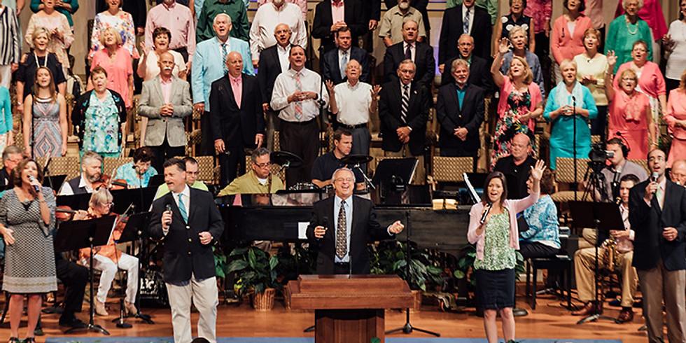 Regals in Concert- First Baptist Spartanburg
