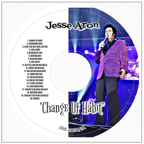 "Jesse Aron ""Change Of Habit"""