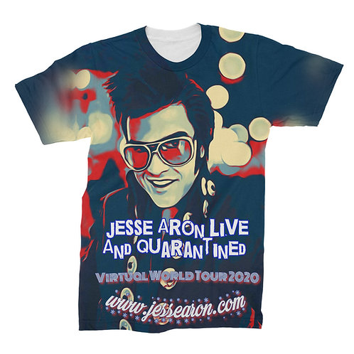 Jesse Aron Live & Quarantined 2020 Virtual World Tour