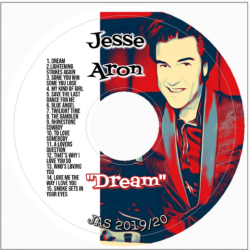 """Jesse Aron """"Dream"""""""
