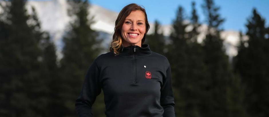 Catriona Le May Doan Canada's chef de mission for 2022 Winter Olympics