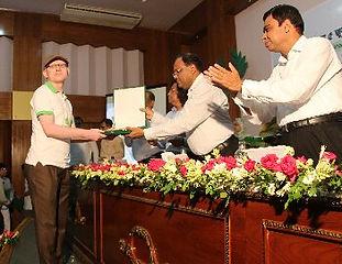 Environment ministers award .jpg