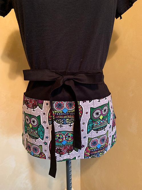 Crafter apron- Owls