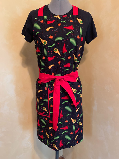 Chili Pepper Apron
