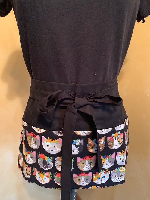 Crafter apron-cats