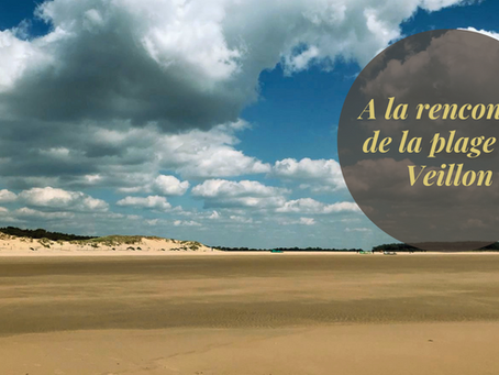 A la rencontre de la plage du Veillon