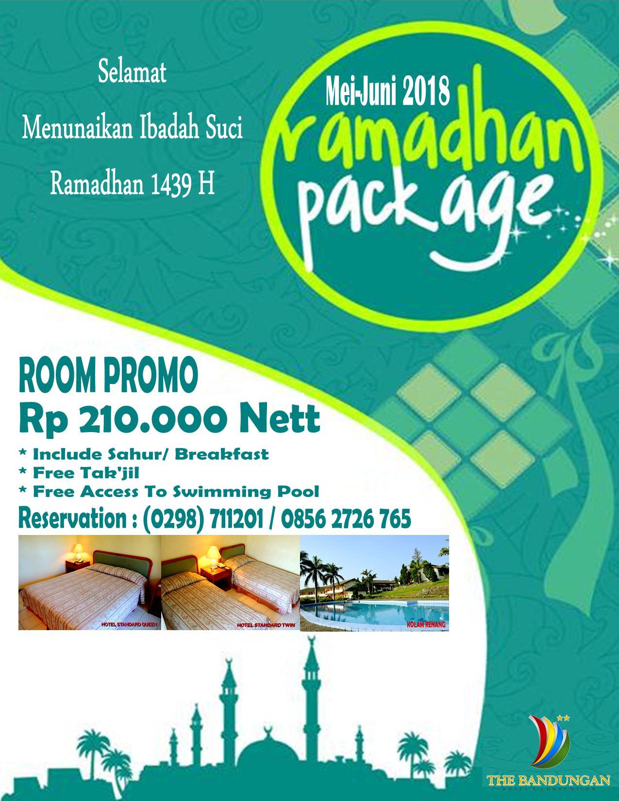 promo ramadhan 2018 room
