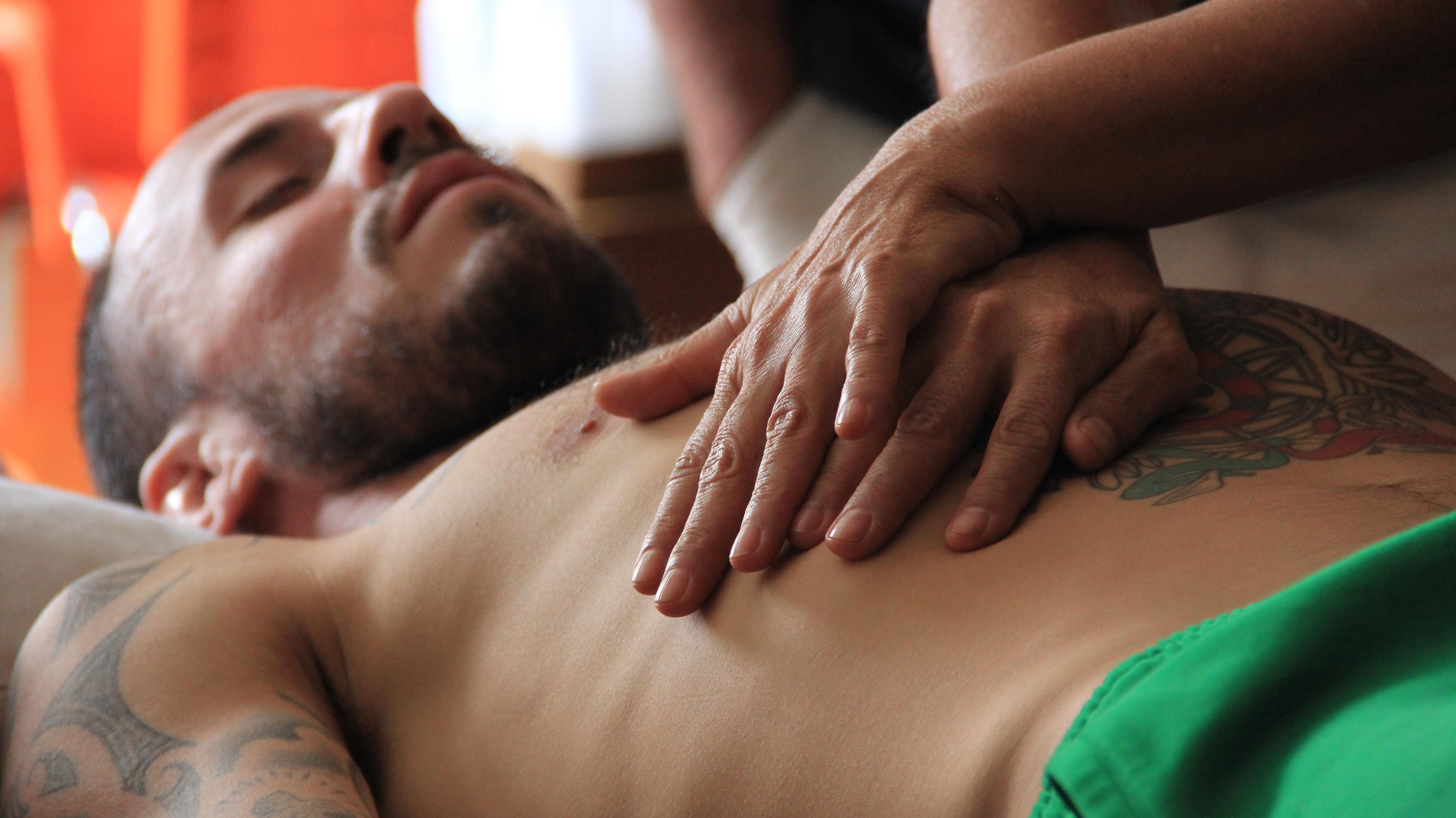curso de terapia corporal