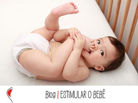 Crônicas de Bebê em Presença: ESTIMULAR O BEBÊ!