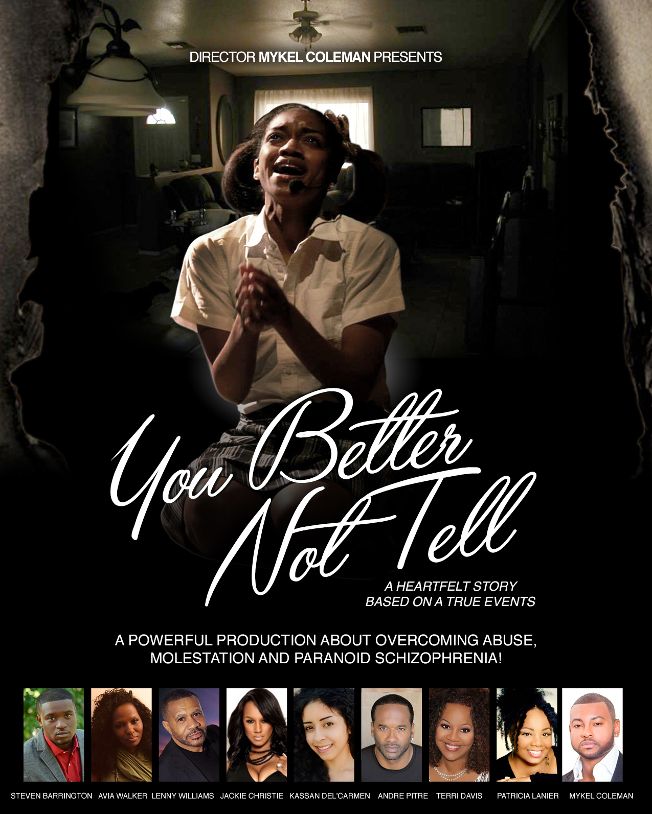 you_better_not_tell flyer for promo