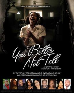 you_better_not_tell flyer for promo