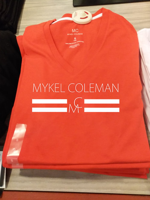Women Mykel Coleman Authentic Design