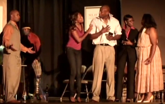 """Mykel Coleman Releases New Stage Play """"My Wife Your Woman"""" On DVD"""