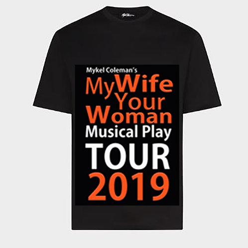 MWYW TOUR 2019 T-Shirt
