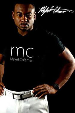 MC Mykel Coleman Lowercase