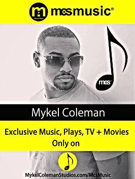 Mykel MCS Music Billboard Image Updated.