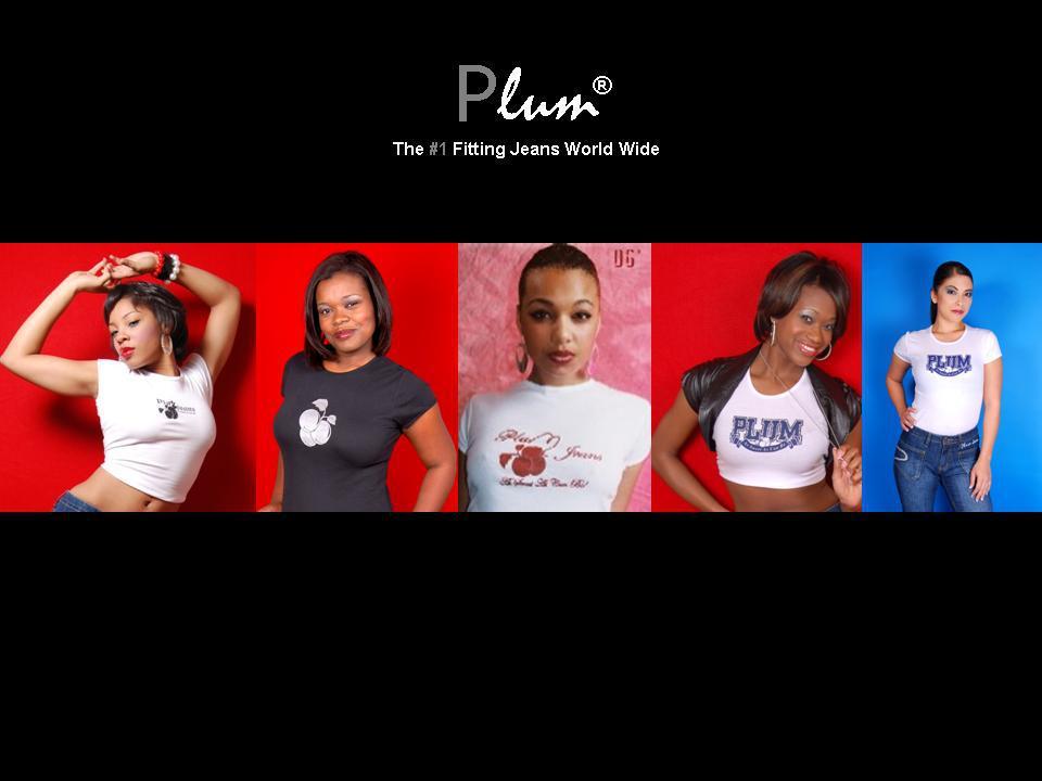 Plum Denim - Slogan T-Shirts