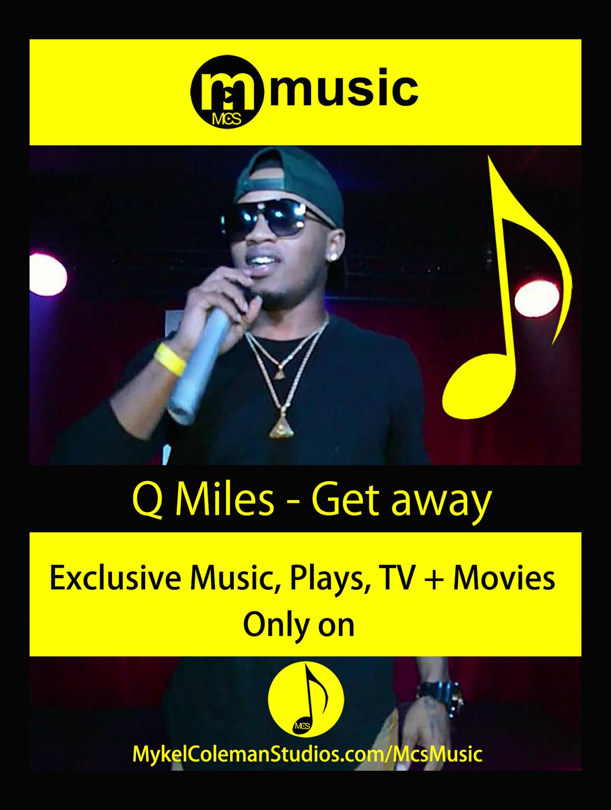 QMiles MCS Music Billboard