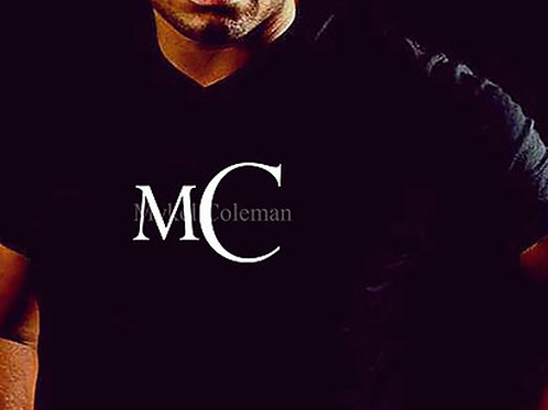MC T-Shirts by Mykel Coleman