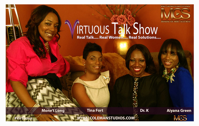 Virtuous Talk Show is Airing Now on MCSTV Network - Tune In to Watch!