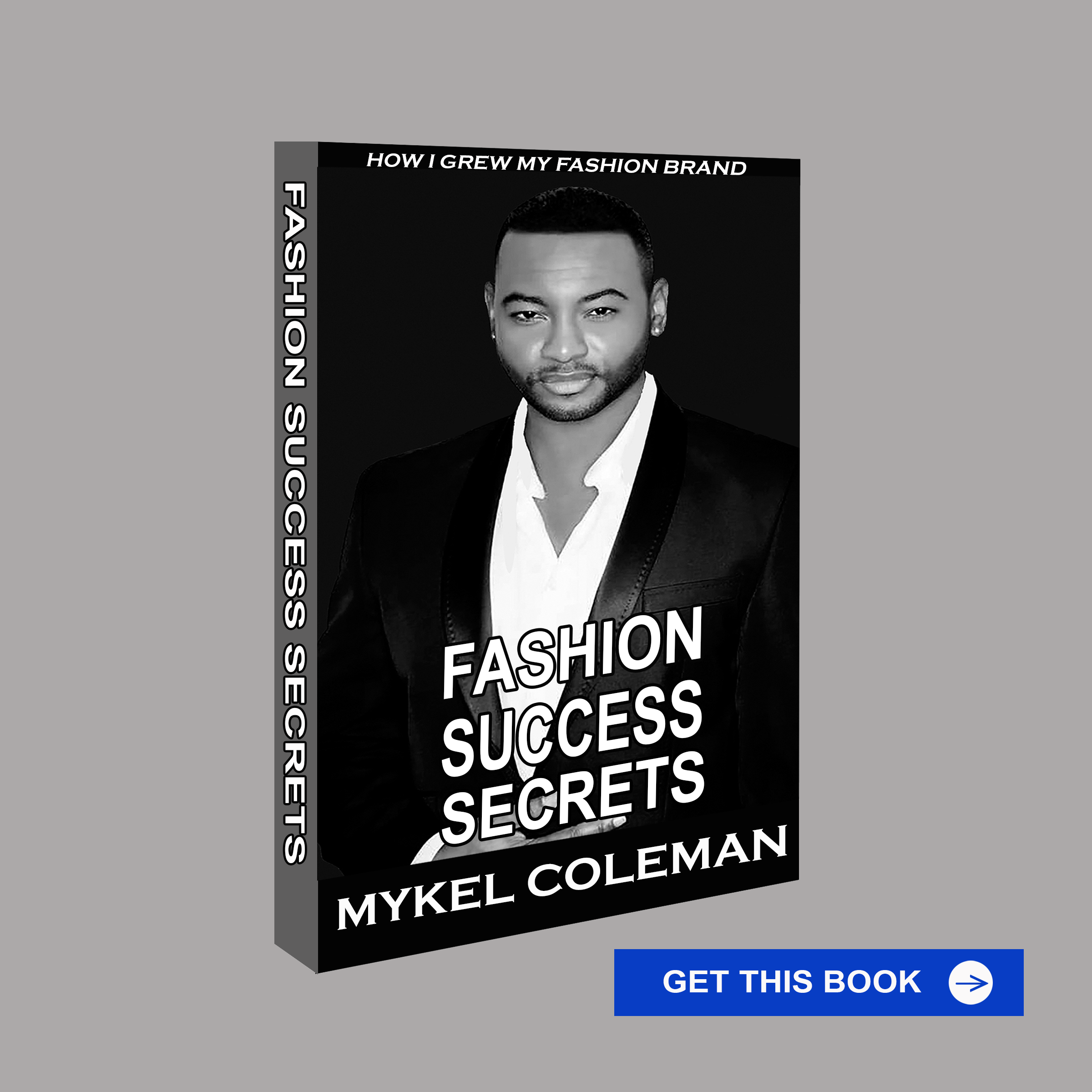 Fashion Success Secrets Book Cover Resiz