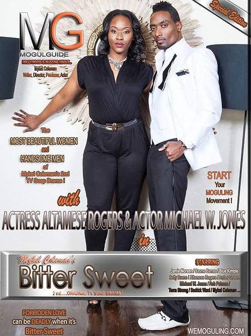 MG Magazine Tribute Edition - Actor Michael W. Jones