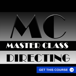 MASTER CLASS - DIRECTING COURSE