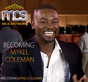 Becoming Mykel Coleman (Documentary Poster)