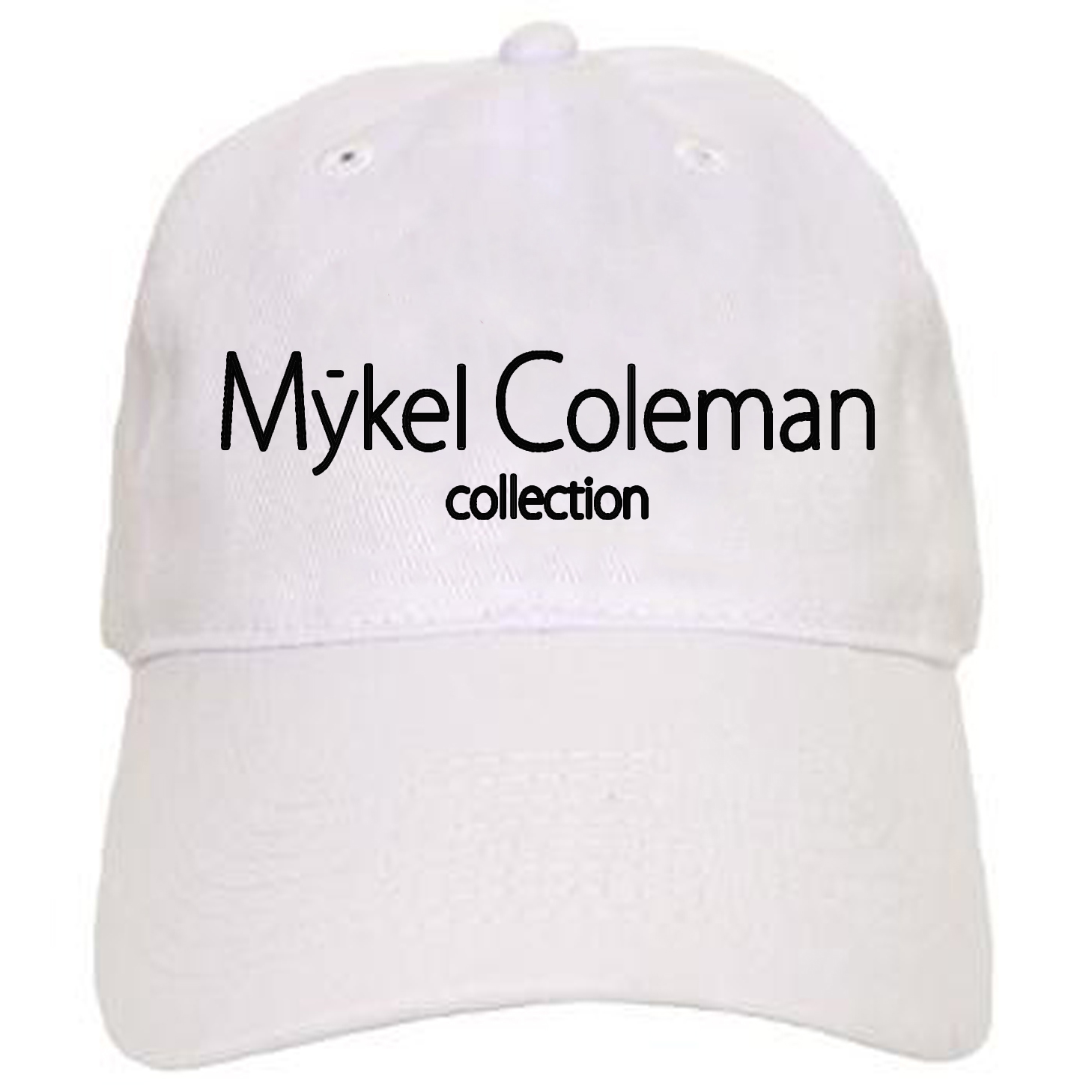 MC Mykel Coleman Collection Ball Cap