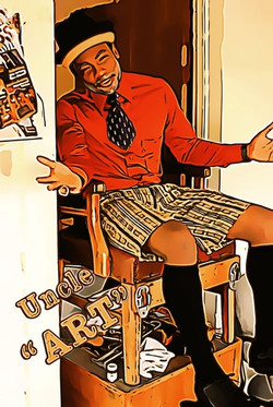 Coleman Comics - Uncle Art