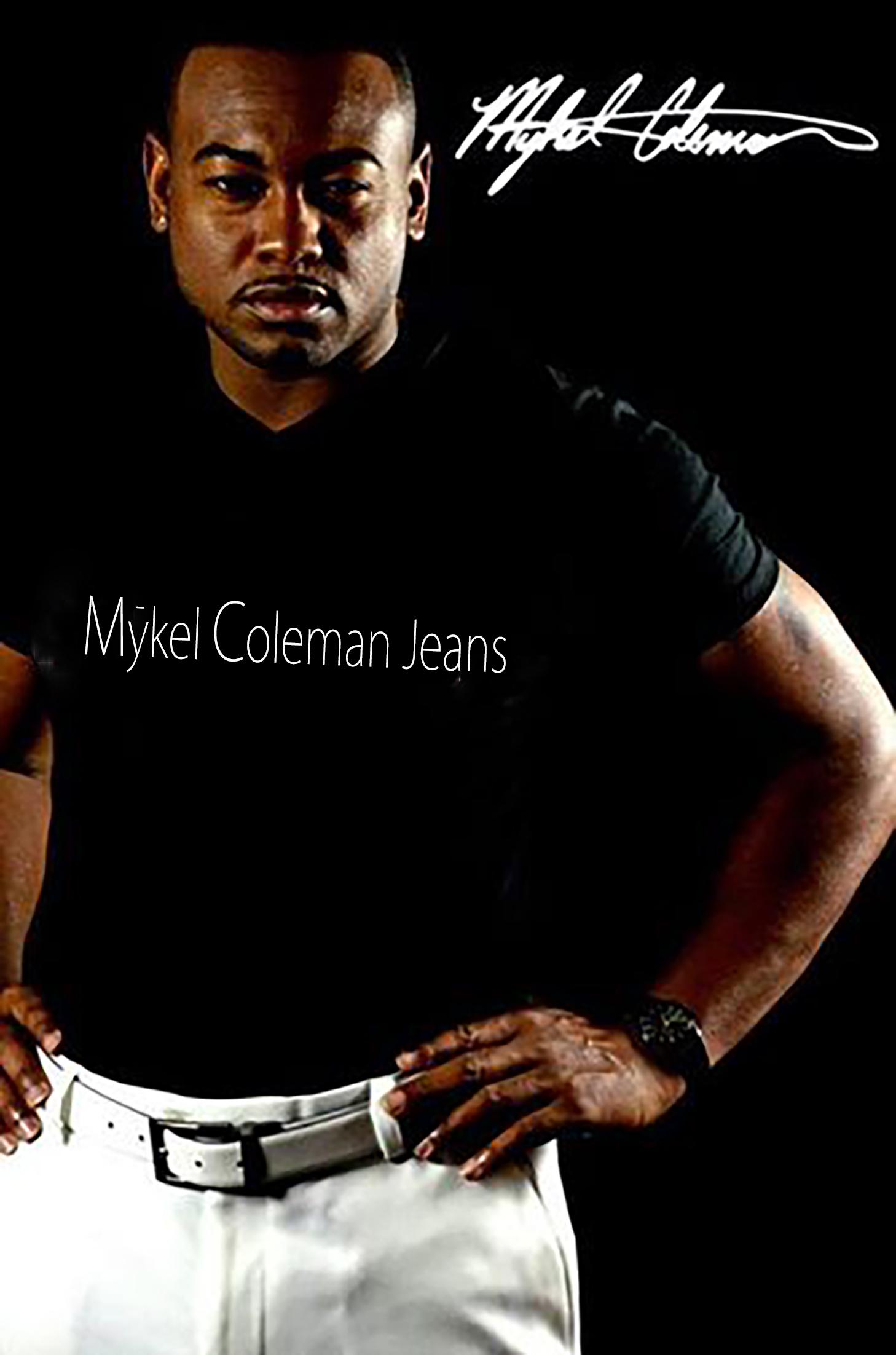 Mykel Coleman Jeans Shirt