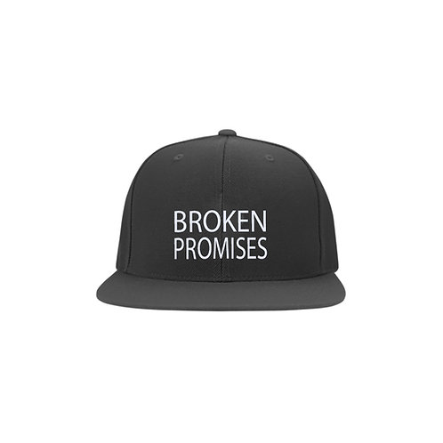 Broken Promises Ball Cap